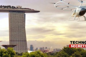 Hover Taxi Singapore Test