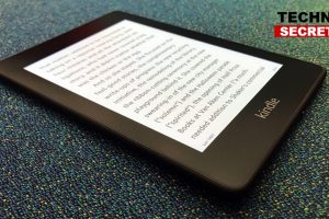 Kindle All new Paperwhite