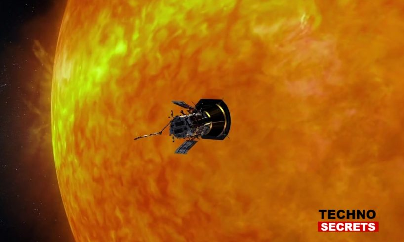 Parker Solar Probe to land on Sun