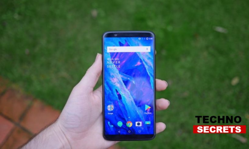 OnePlus 5 and OnePlus 5T update