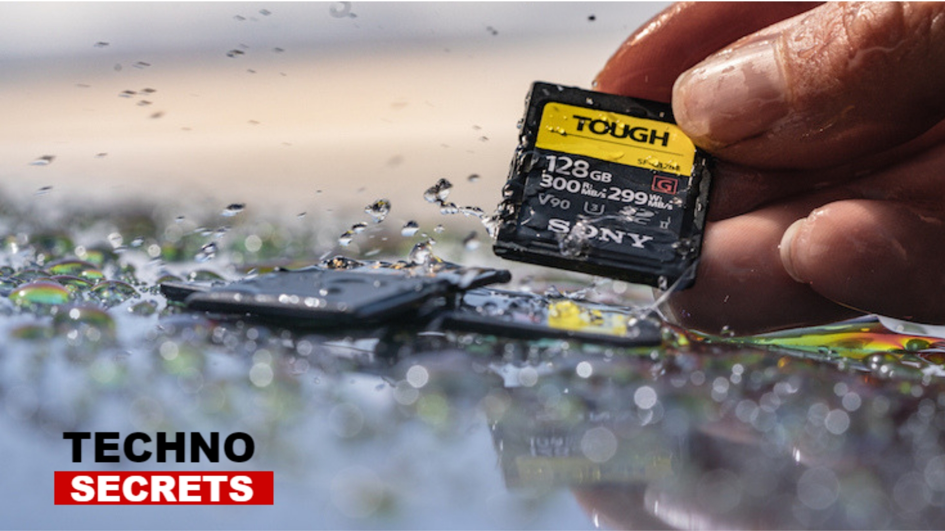 world's toughest and fastest SD card