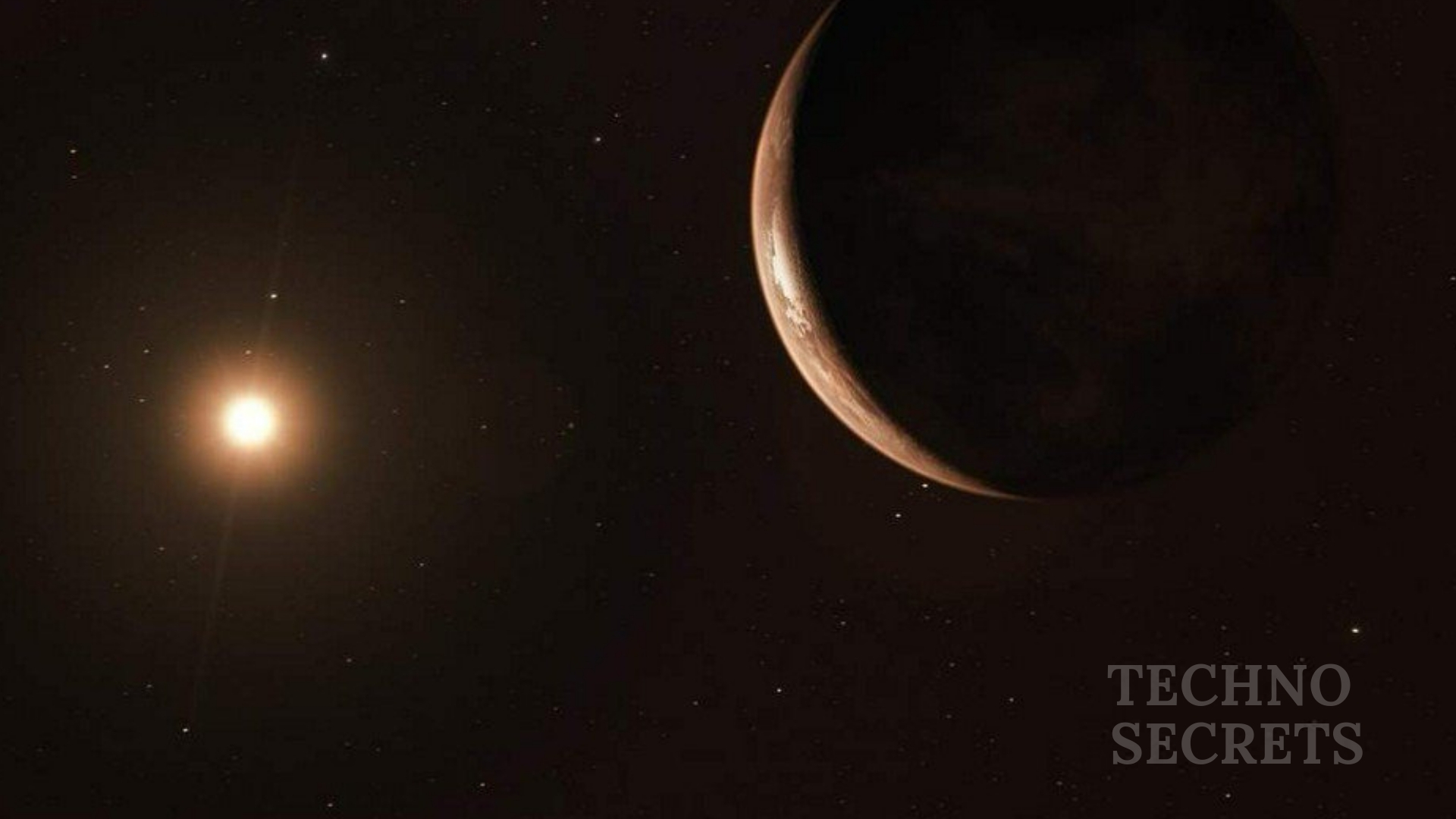 Ancient Frozen 'Super Earth' Found Orbiting A Nearby Star