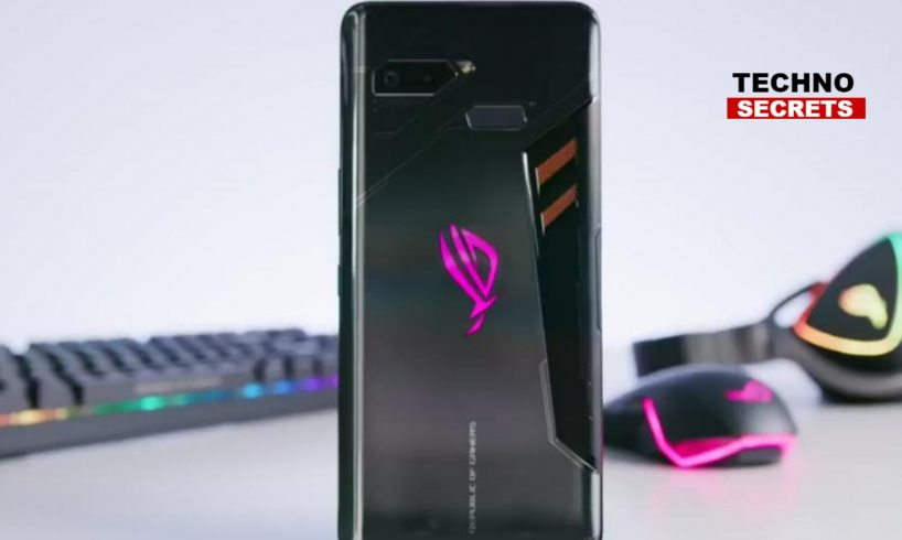 Asus ROG Gaming Smartphone To Launch In India This Month