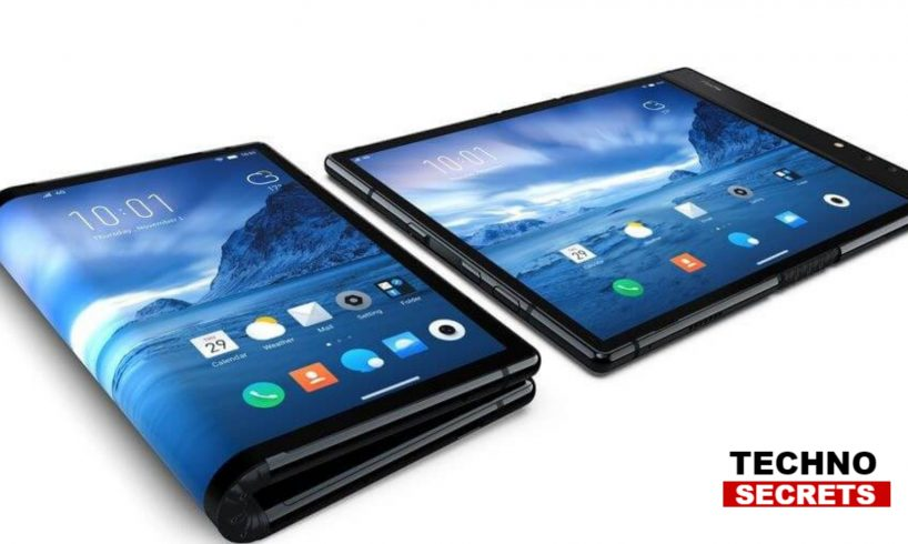 FlexPai World's First foldable smartphone