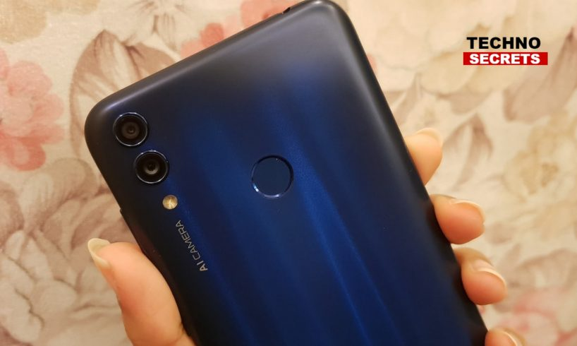 Honor 8C Launched In India Today; Powered By Qualcomm Snapdragon 632 SoC