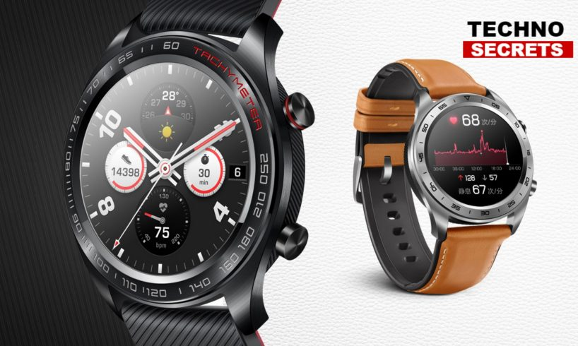 Honor Watch Magic with heart rate sensor launched