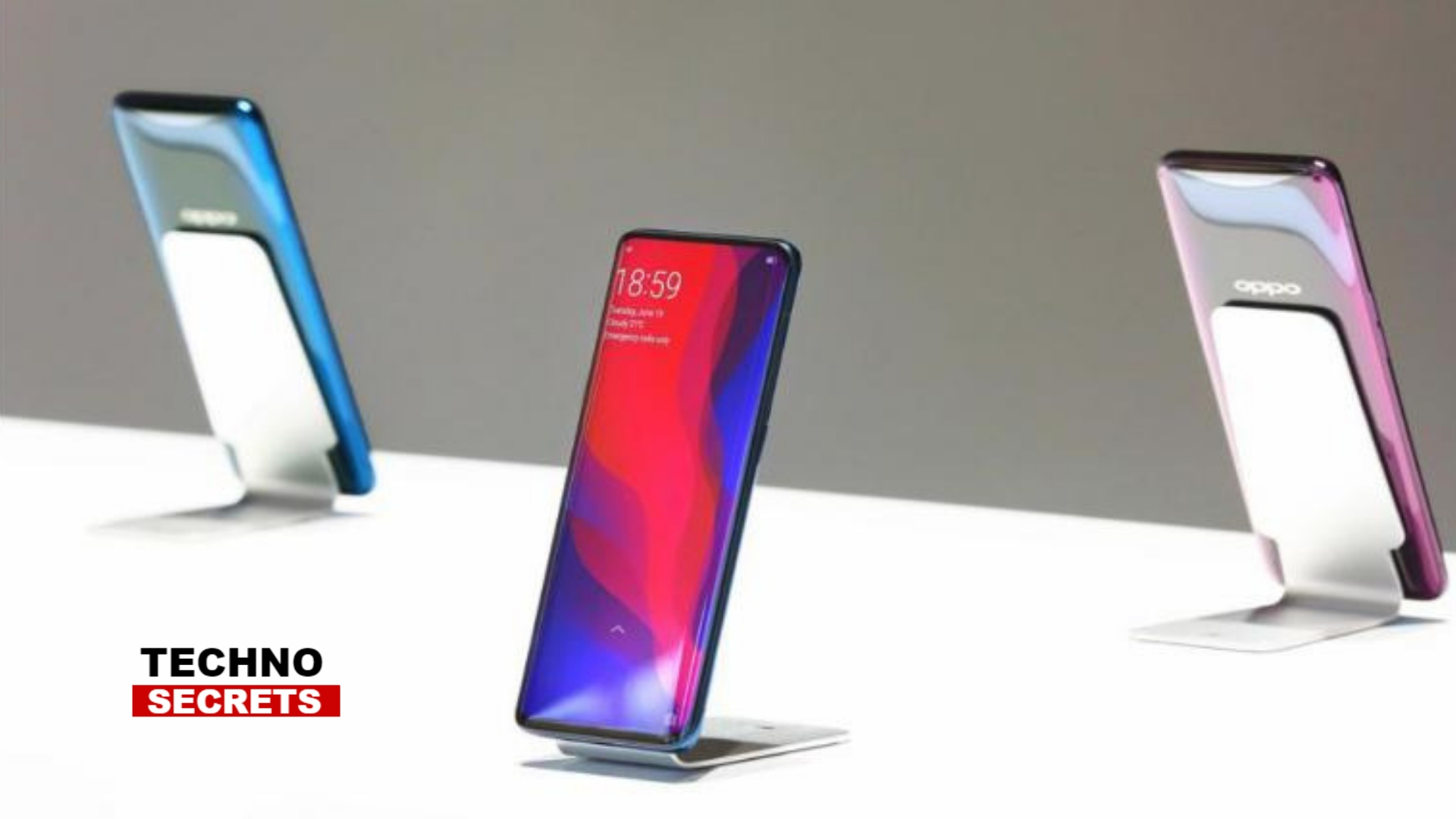 Oppo's Foldable Smartphone To Arrive At MWC Next Year