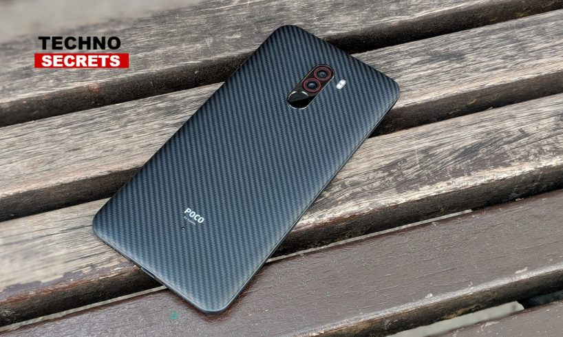 Poco F1 Armoured Edition Might Come In Two More Variants Soon