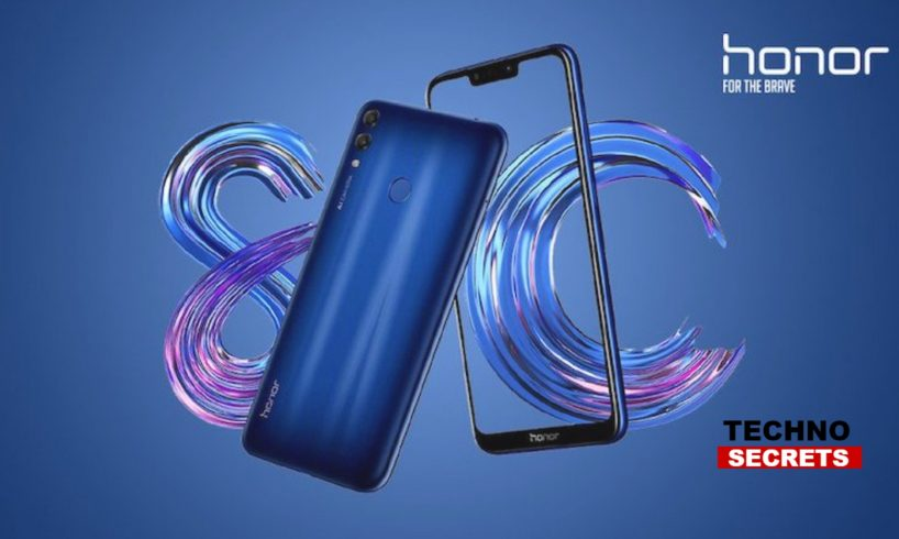 The Honor 8C To Arrive The Indian Market Soon; Will Be Available Via Amazon
