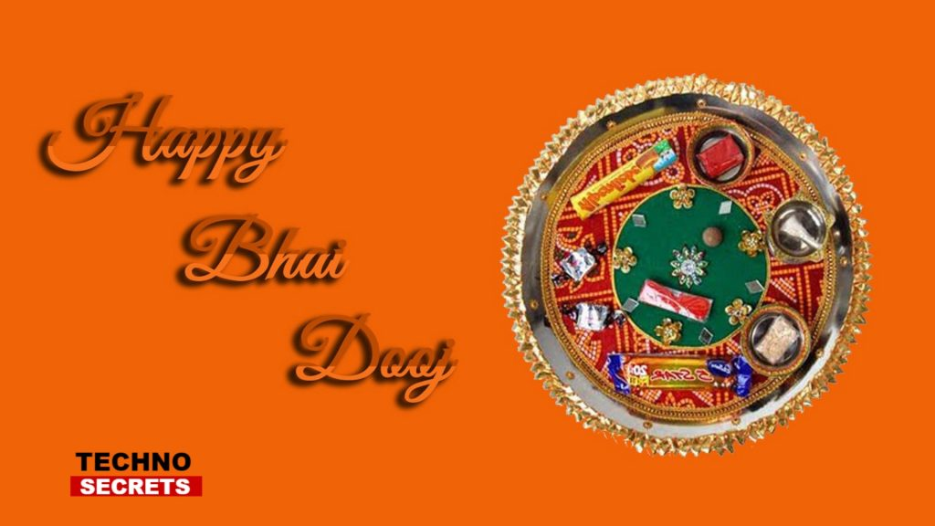 Bhai Dooj Best Wishes