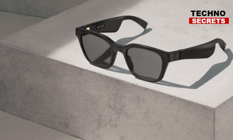 Bose Frames Comes With Audio Augmented Reality Platform