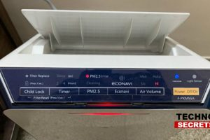 Panasonic F-PXM55AAD:Best Air Purifiers with New Innovations.