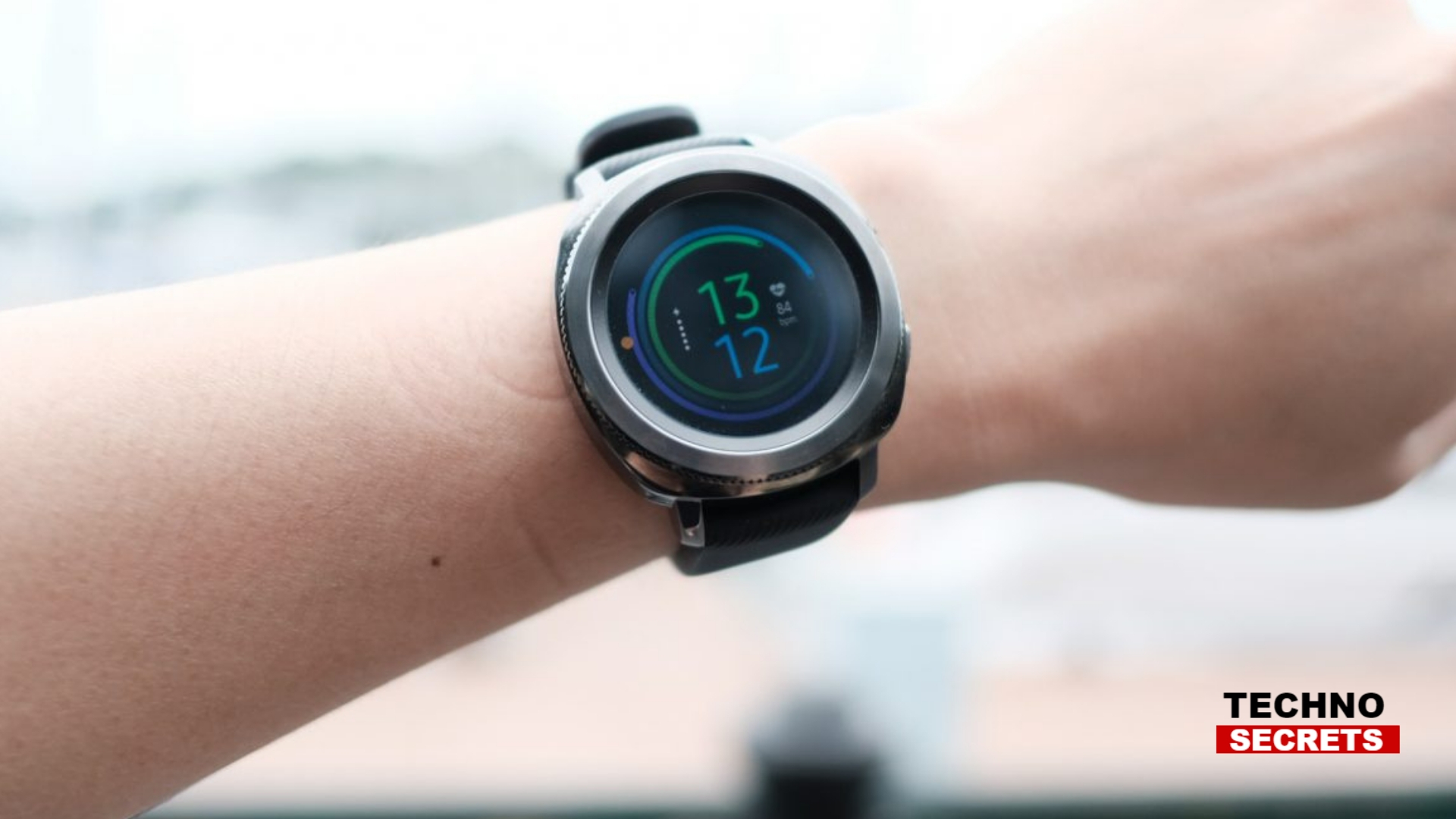 Samsung To Reveal Smartwatch With In-display Fingerprint Scanner