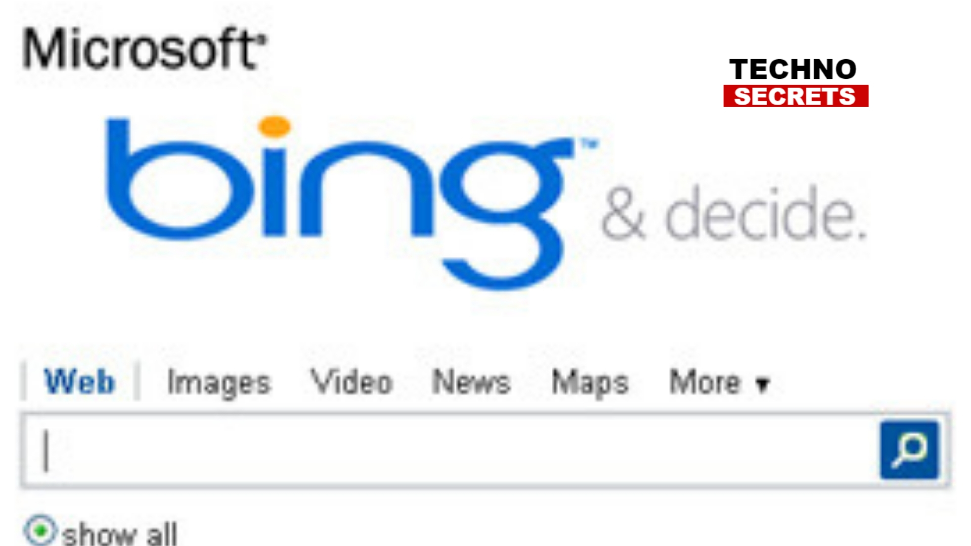 After Google, Microsoft Bing Search Engine Is Also Blocked