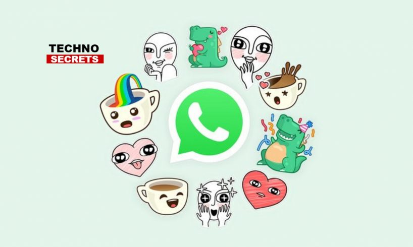 Steps To Create Your Own Whatsapp Stickers.