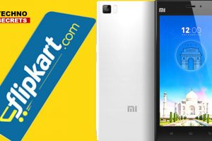 Flipkart Give Massive Discounts And Offers to Xiaomi Smartphone