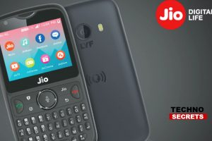 Jio Phone Features: 5-inch Touchscreen Display, Runs Android OS.