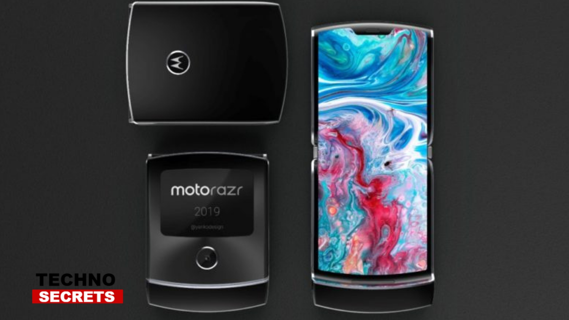 Motorola's Foldable Razr Phone May Not Offer Many Apps on Second Screen