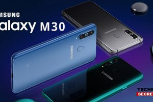 Samsung Galaxy M30 To Go On Sale Today On Amazon India At 12