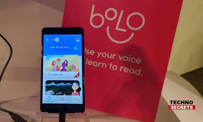Google Launches 'Bolo' Learning App For Rural Kids