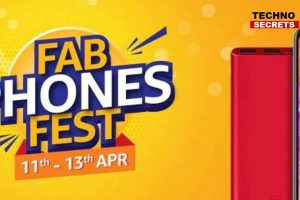 Amazon Fab Phones Fest Begins Today with Amazing Deals on OnePlus 6T, Honor Play and more