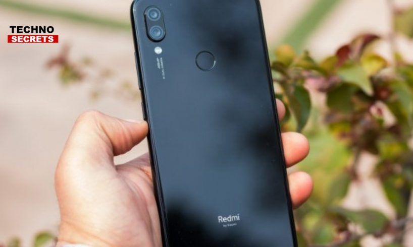 Redmi Note 7 Pro 6GB RAM Soon to Be on Sale In India