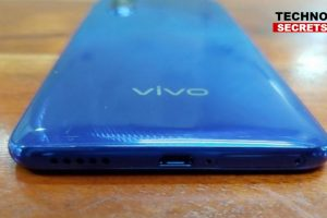 Vivo V1901 Spotted With Triple Rear Cameras and 4,880 mAh Battery