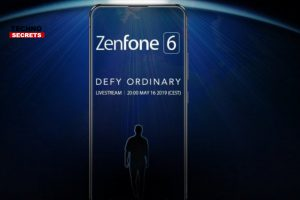 Asus Zenfone 6 to Launch on May 16_ Know Specifications and More