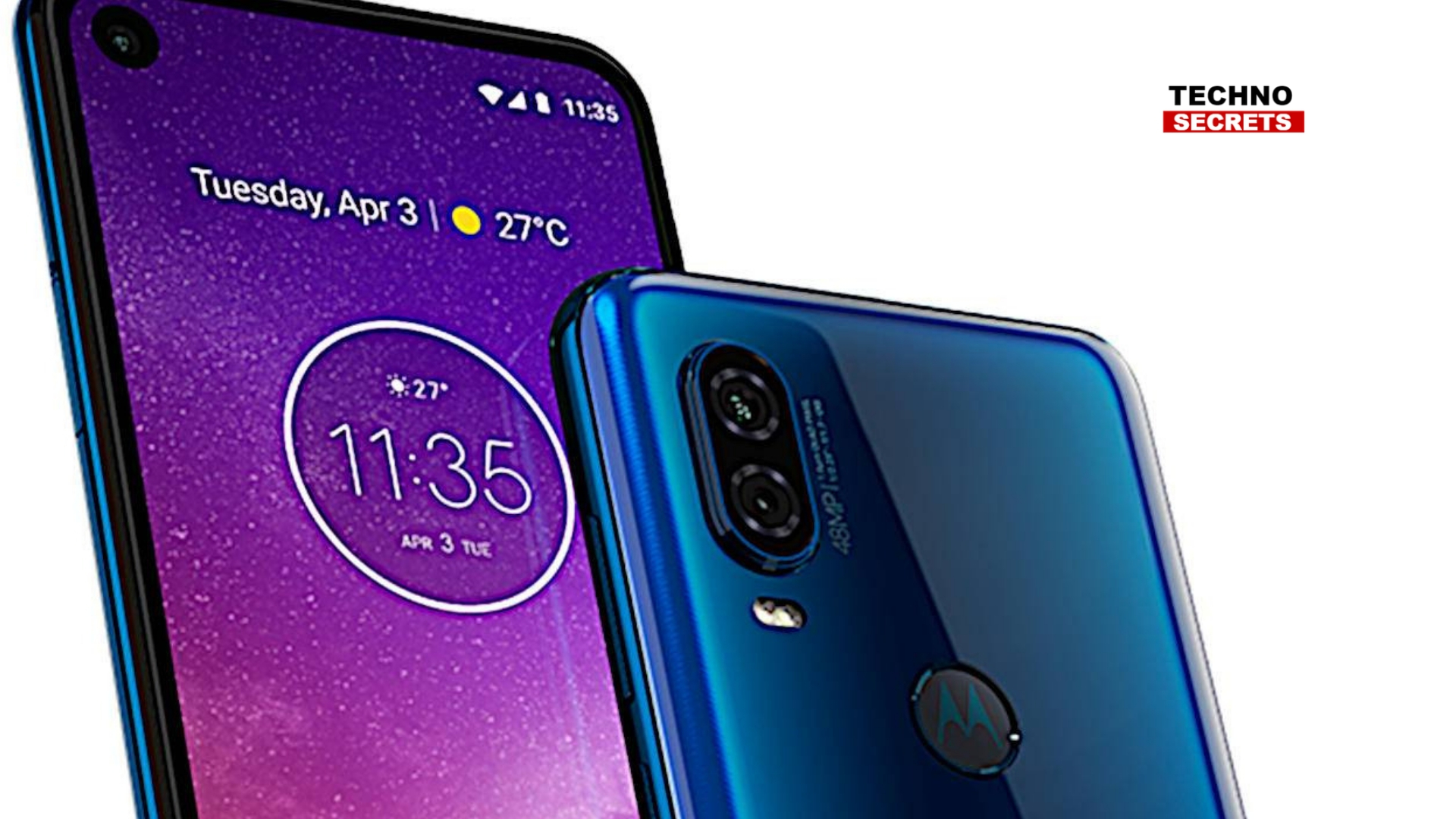 Motorola One Vision Renders Leaked_ Know Price, Specification