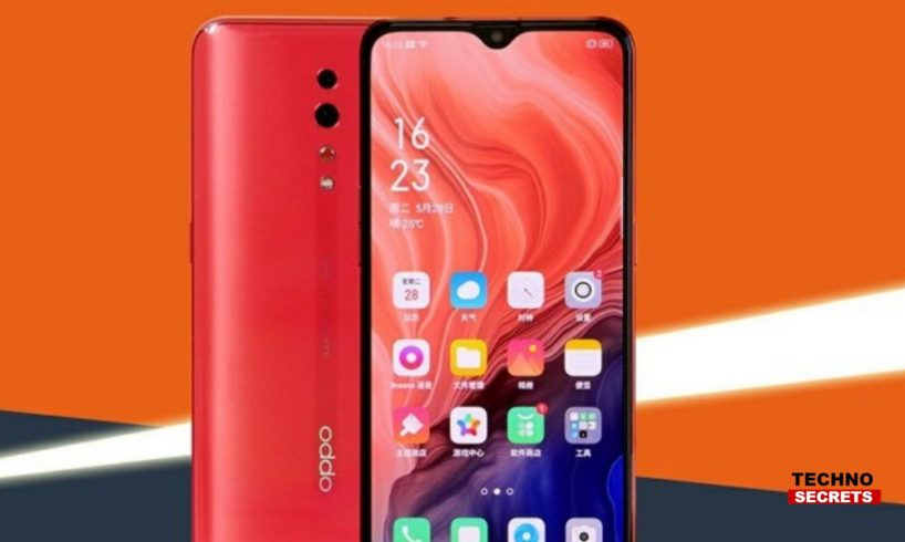 Oppo Reno Z With 48-Megapixel Rear Camera Launched_ Know Price, Specifications