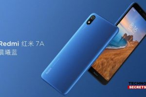 Redmi 7A With Snapdragon 439 SoC Launched_ Know Specification