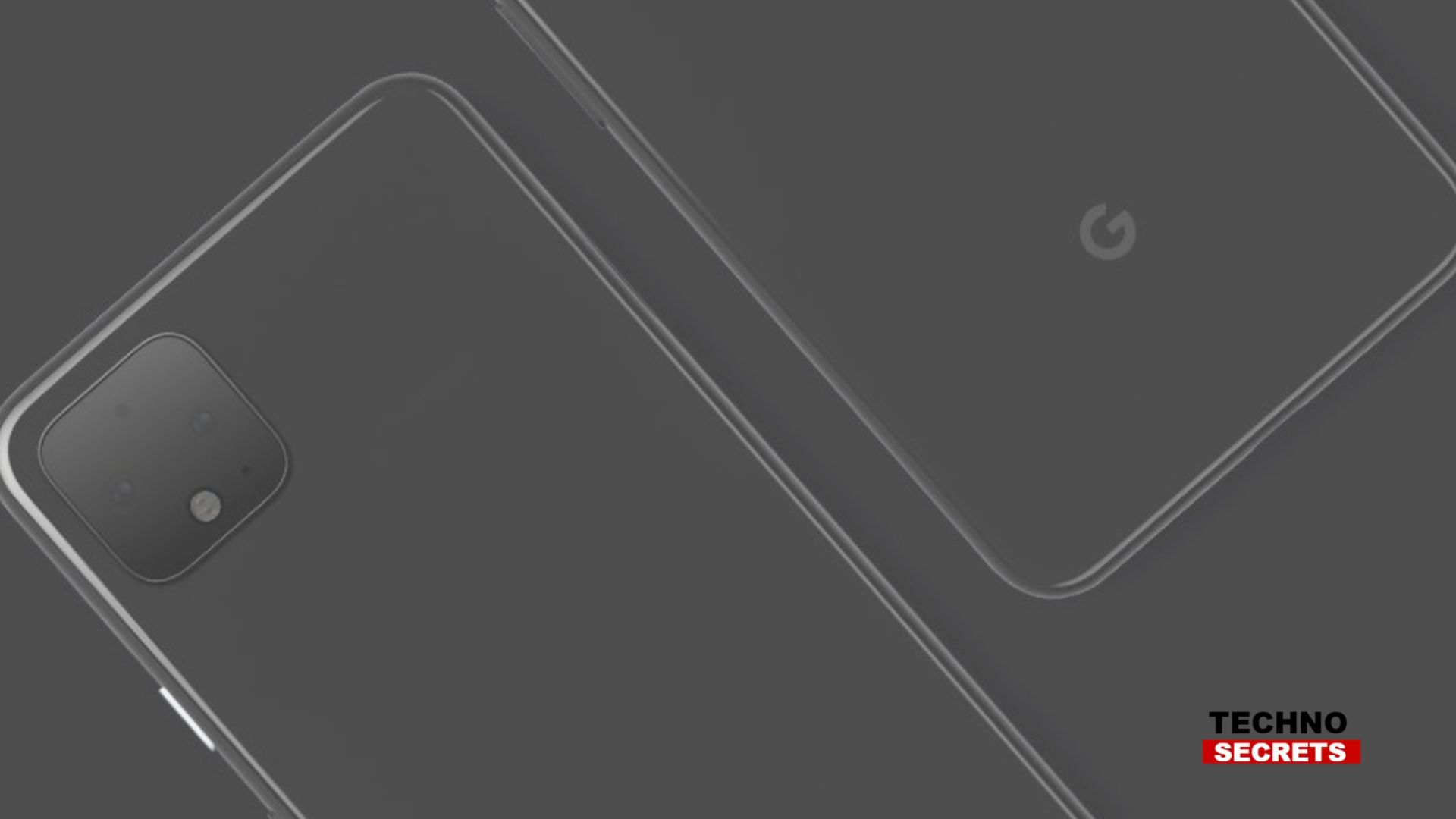 Google Pixel 4 Images Leaked_ Shows a Square Camera Module