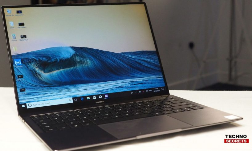 Huawei Laptops Make a Comeback to Microsoft Stores