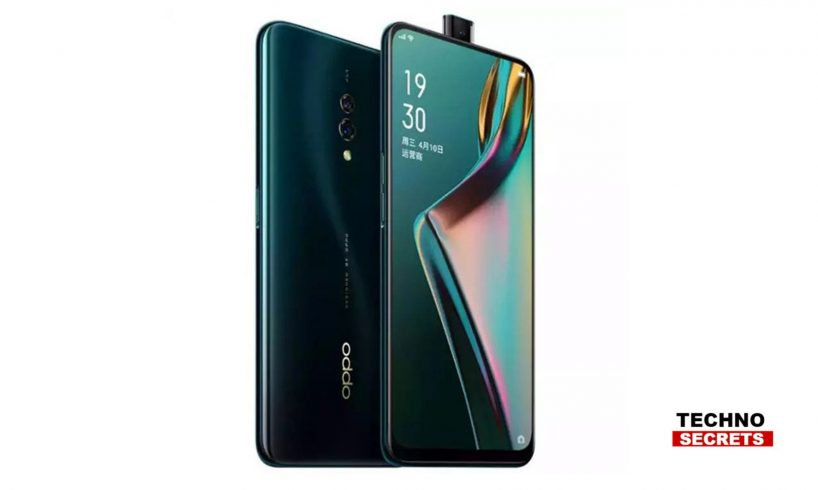 OPPO K3 launched in India with 16MP pop-up selfie camera, 3765mAh battery