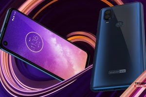 Motorola One Action With Ultra-wide Lens Camera Launched in India