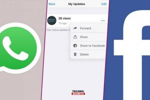 WhatsApp Status Update_ Your Story Can Now be shared on Facebook as well