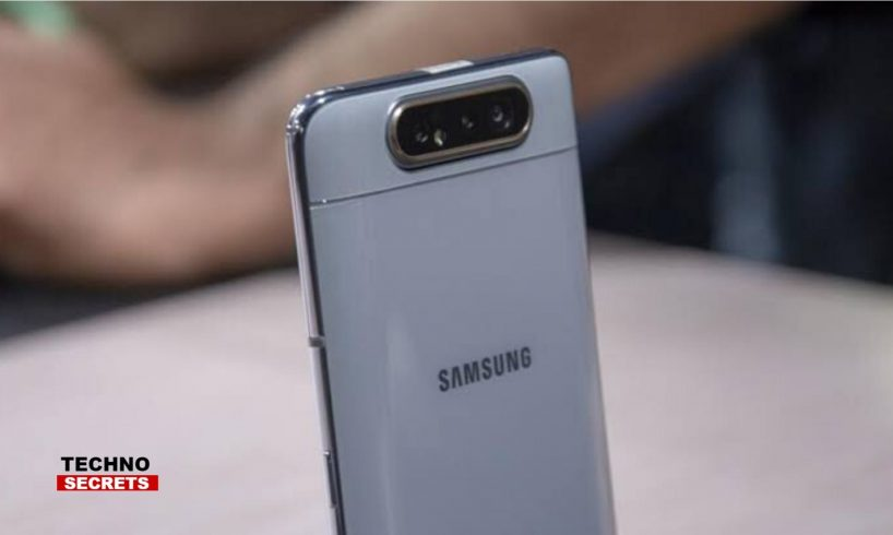 Samsung Galaxy A80 Goes Discounted; Available at Rs. 39,990