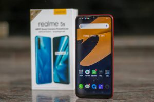Realme 5s to Go on Sale in India Today: Know More