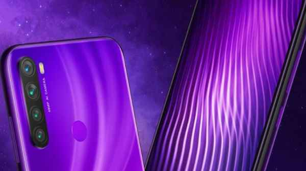 Redmi Note Cosmic Purple Variant Tested to Launch in Indian Market Soon