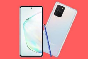 Samsung Galaxy Note 10 Lite Might Launch in India Soon