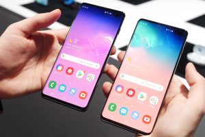 Samsung Galaxy S10+ Seen on Geekbench Running Android 11
