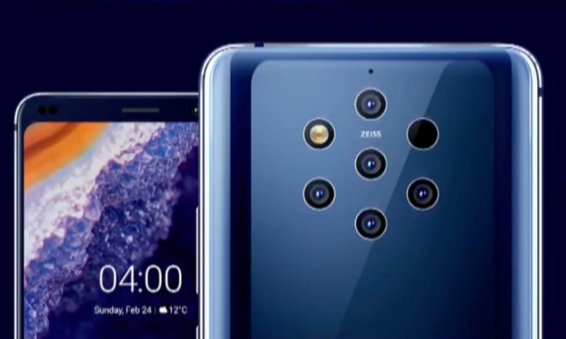 Nokia 9 PureView Receives Price Cut in India, Now Begins at Rs. 34,999