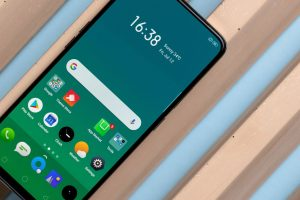 Realme X Update: March 2020 Security Patch, Brings Screenlight Feature