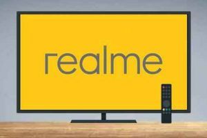 Realme TV Blind Orders Go Live Ahead of May 25 Launch